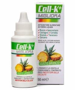 Cell-K: integratore per vene varicose e capillari fragili