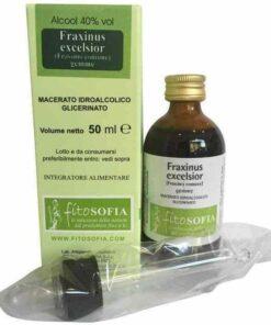 Macerato glicerico di Fraxinus excelsior, Fitosofia