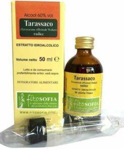 estratto idroalcolico di tarassaco